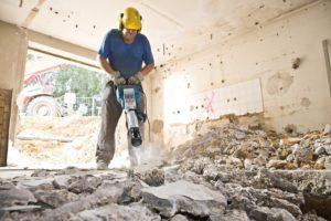 Демонтажные работы. Демонтаж и вывоз домов