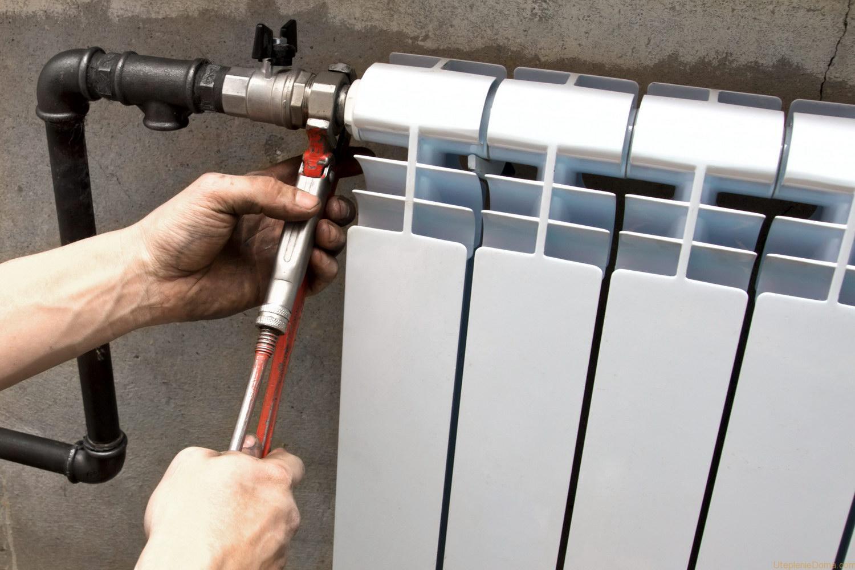 Замена биметаллических радиаторов отопления