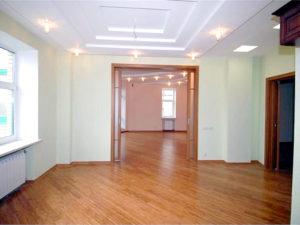 Косметический ремонт однокомнатной квартиры 40 кв м