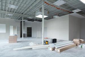 Отделка и ремонт офисов под ключ