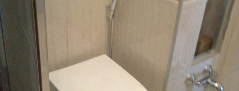 Ремонт ванной комнаты (ул. Полетная)