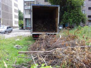 Вывоз мусора Газелью от 1500 руб.
