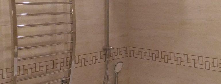 Ремонт ванной комнаты (до и после) ул. Колотилова
