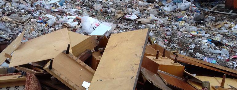 Вывоз и утилизация бытового мусора (г. Кохма ул. Владимирская)