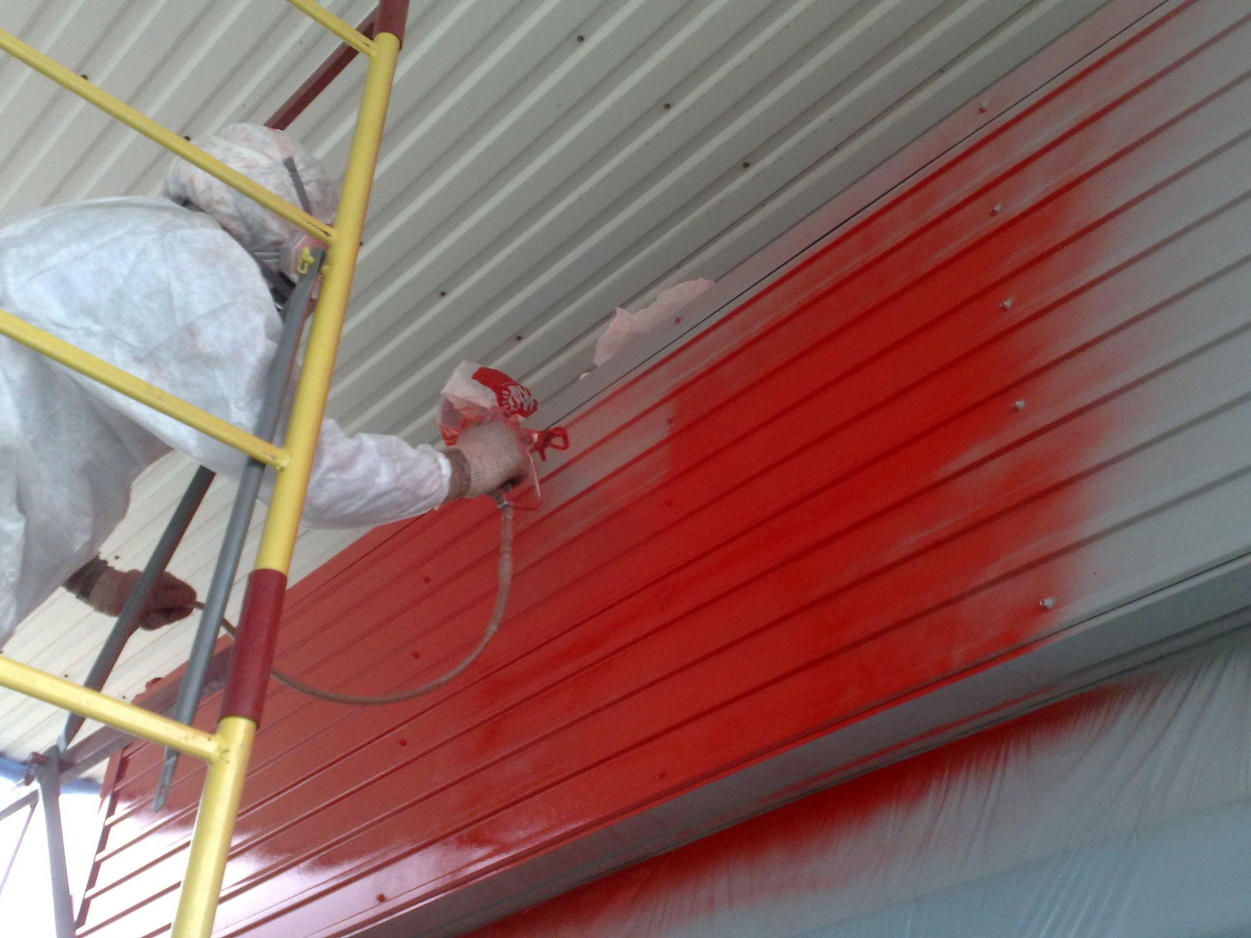 Компрессор воздушный для покраски фасадов
